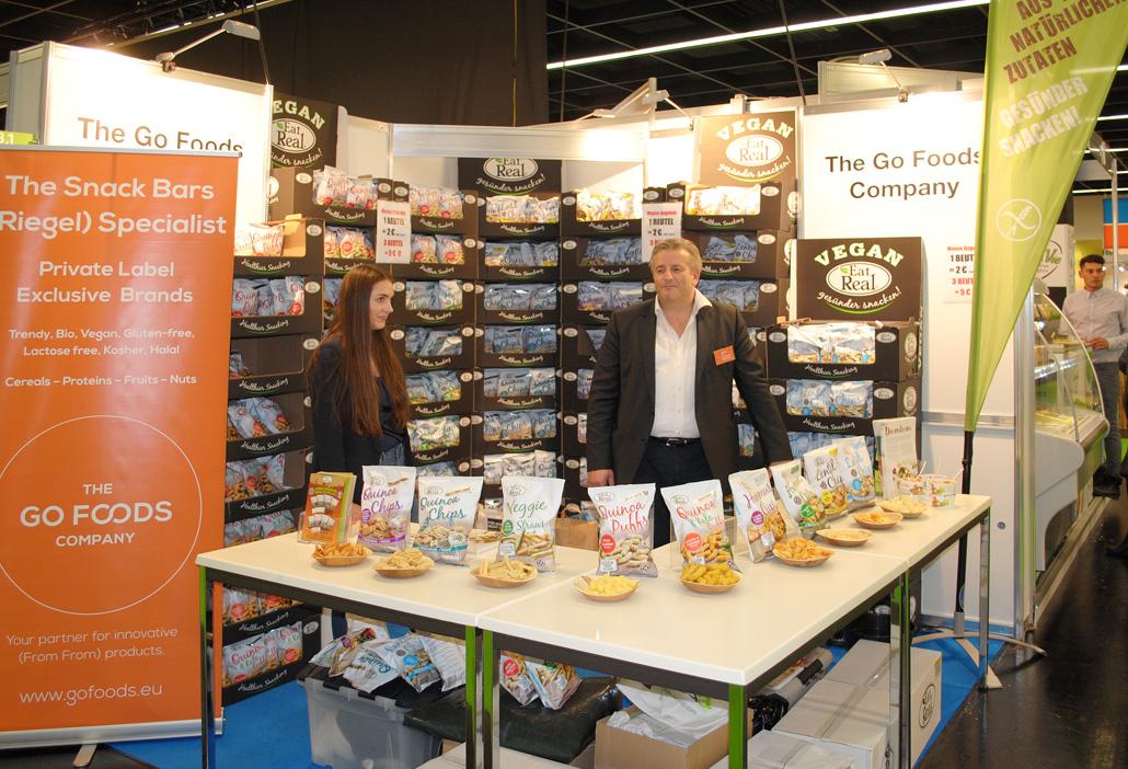 EatReal auf der Veganfach Köln
