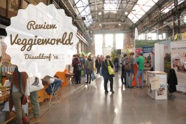 Veggieworld Düsseldorf – Unser Review