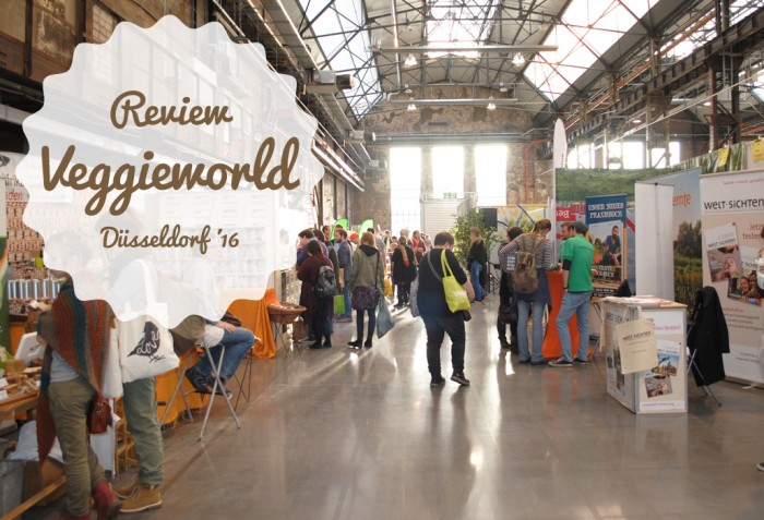 Review Veggieworld Düsseldorf 2016